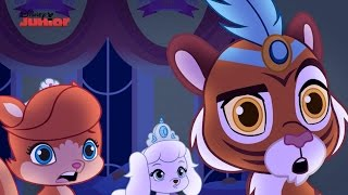 getlinkyoutube.com-Whisker Haven Tales - The Night Knight Guard - Official Disney Junior UK