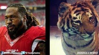 getlinkyoutube.com-NFL Player Gets A Pet Tiger @hodgetwins