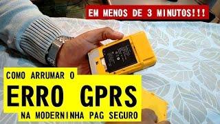 getlinkyoutube.com-Erro GPRS Moderninha Pagseguro: Como consertar o Slot do chip