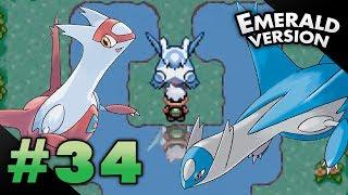 getlinkyoutube.com-Let's Play Pokemon: Emerald - Part 34 - LATIAS & LATIOS