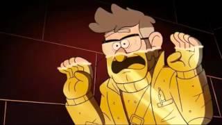 Gravity Falls Weirdmageddon III: Take back the Falls Trailer slowed