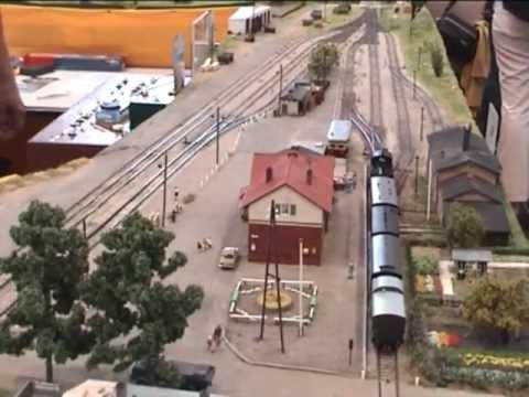 Modell-Hobby-Spiel Leipzig 2011 Najładniejsze makiety kolejowe