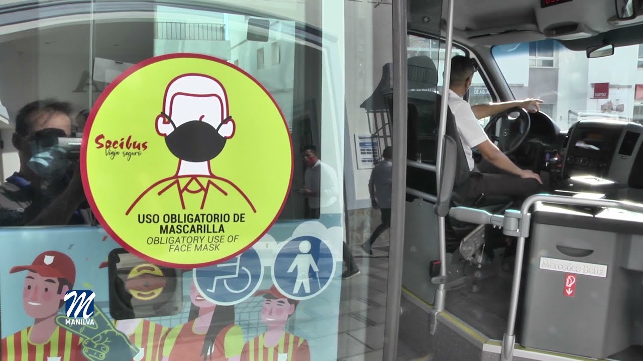 Horarios del autobús urbano