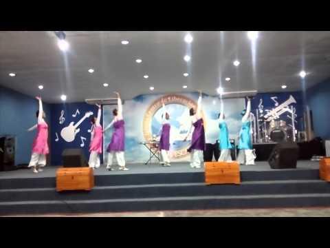Danza Cristiana (Quiero quedarme contigo, Barak)