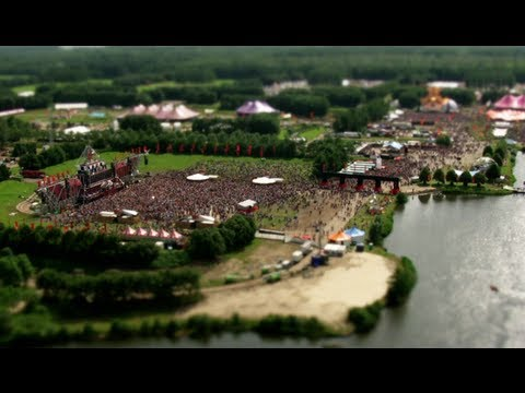 Defqon.1 2012 from Above