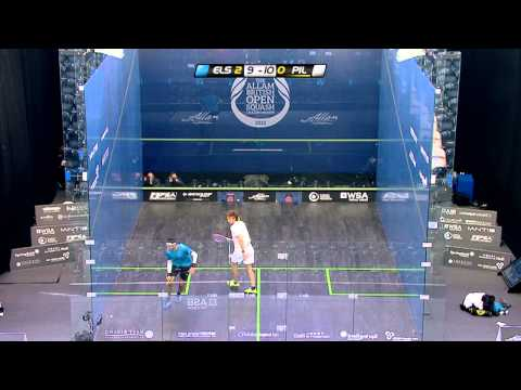 Squash : Allam British Open 2013 - Rd2 Roundup part 2
