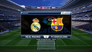 getlinkyoutube.com-PES2016 - Real Madrid vs Barcelona