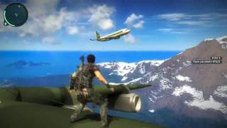getlinkyoutube.com-Just Cause 2 -  Infinite Grapple, New Black Market, God Mode, and Unlimited ammo,