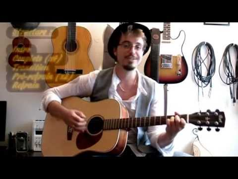Cours de guitare - Hurt (Johnny Cash)
