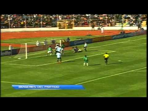 Bolivia 1 Argentina 1 : Resumen Completo - Eliminatorias Brasil 2014 (26/03/2013)