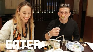 getlinkyoutube.com-Eating Deadly Fugu Fish with Casey Neistat - Consumed Ep. 20