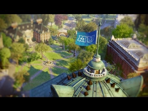 Monsters University - Imagine You at MU