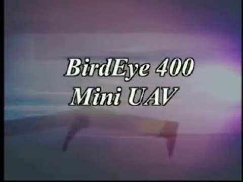 Israel-Times.com Technology - IAI Bird Eye UAV Drones