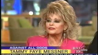 getlinkyoutube.com-Tammy Faye on Good Morning America