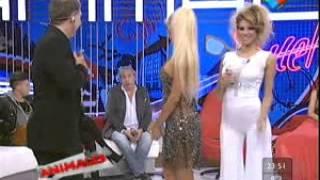 getlinkyoutube.com-PRIMICIASYA.COM | El famoso vestido: Nicole y Xipolitakis se reencontraron