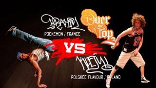 getlinkyoutube.com-BRAHIM pokemon VS KLEJU Funky Masons OVER THE TOP 3 / 2008