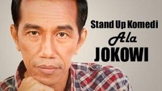 getlinkyoutube.com-Lucu Banget !! Stand Up Komedi Ala 'JOKOWI'