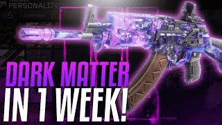getlinkyoutube.com-How To Get Dark Matter Camo In 1 Week