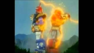 Power Rangers Zeo Megazord Battle Zord