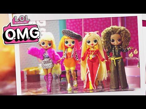 L.O.L. Surprise! O.M.G. Dolls - Assorted*