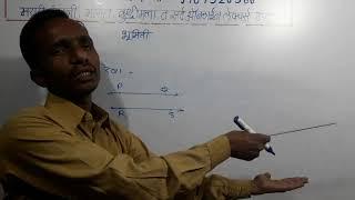 Geometry in Marathi / bhumiti / भूमिती मुलभूत संबोध