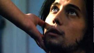 getlinkyoutube.com-Jackson Rathbone and Laura Donnelly kiss in 'Dread'