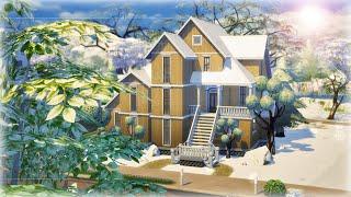 "getlinkyoutube.com-The Sims 4 | House Building - ""Solstice"""