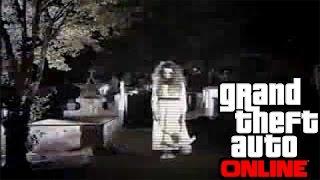 """getlinkyoutube.com-EASTER EGG """"SECRET DU CIMETIERE""""  - GTA 5 ONLINE"""