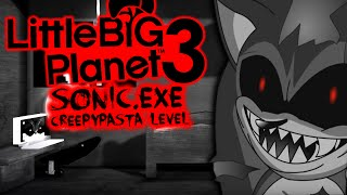 getlinkyoutube.com-SONIC.EXE TWISTED FATE - LITTLE BIG PLANET 3 MEETS SONIC.EXE [/w SIR SONIC HD]
