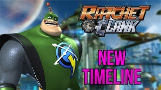 getlinkyoutube.com-Ratchet and Clank PS4 | New Ratchet and Clank Timeline?