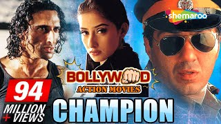 getlinkyoutube.com-Champion {HD} - Sunny Deol - Manisha Koirala - Superhit Hindi Movie