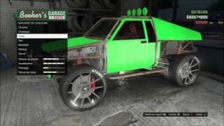 getlinkyoutube.com-gta 5 online karin rebel  la voiture la moin cher custom all rare