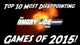getlinkyoutube.com-Top 10 Most Disappointing Games of 2015!