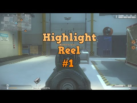 Highlight Reel : 1v3 Clutch in 3v3 GB's