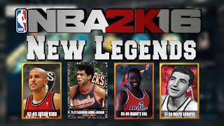 getlinkyoutube.com-NBA 2K16 New Legends