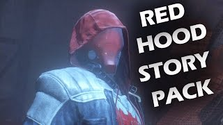Batman Arkham Knight Red Hood Story Pack