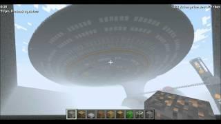 getlinkyoutube.com-Minecraft - Enterprise-D Episode 1.1