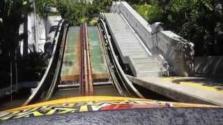 getlinkyoutube.com-Jurassic Park Ride at Universal Studios Orlando