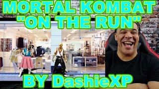 getlinkyoutube.com-MORTAL KOMBAT: ON THE RUN! by DashieXP Reaction!