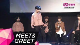 [MEET&GREET] Yugyeom's Hit The Stage Performance