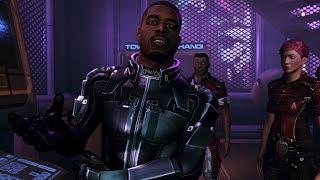 getlinkyoutube.com-Mass Effect 3: Citadel DLC Shepard Vs Jacob, In Shattered Eezo (Shepard Beats Jacob)
