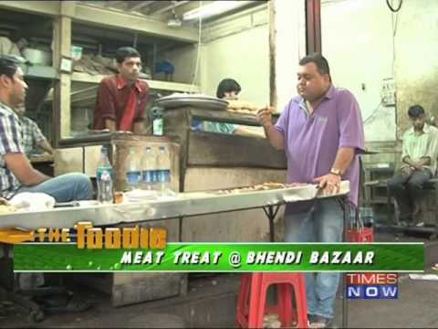 The Foodie - Meat treat at Bhendi Bazaar - Part 3