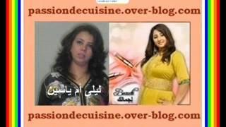 getlinkyoutube.com-خمس وصفات للزيادة في الوزن مع ليلى أم ياسين 26/02/2014