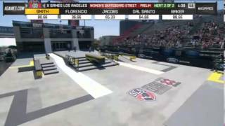 getlinkyoutube.com-Skate Girl XGames L.A (parte2)