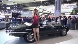 getlinkyoutube.com-Seoul Motor Show 2013 - Jaguar, Land Rover 1of2