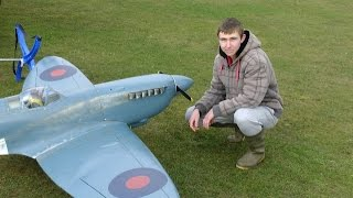 "getlinkyoutube.com-DEANO FINALLY PASSES CAA TEST ON RC ""CONNIE"" AT NLMFC BALDOCK WITH HELP FROM MWM WARBIRDS"