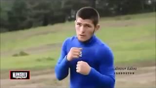 getlinkyoutube.com-Khabib Nurmagomedov Training Compilation