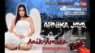 Live Arnika  Jaya Di Desa Danamulya Plumbon Cirebon Bagian Malam