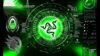 getlinkyoutube.com-Rainmeter Razer Theme with Lightning