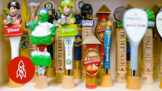 Beer Tap Handles Born in the USA